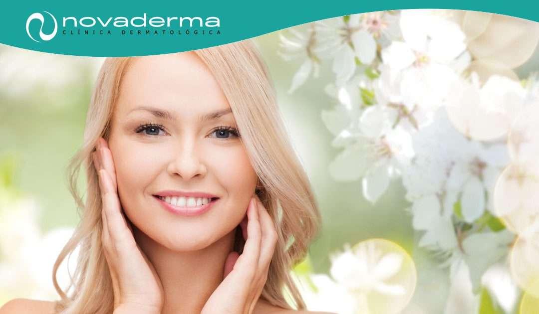 Cómo cuidar tu piel en primavera